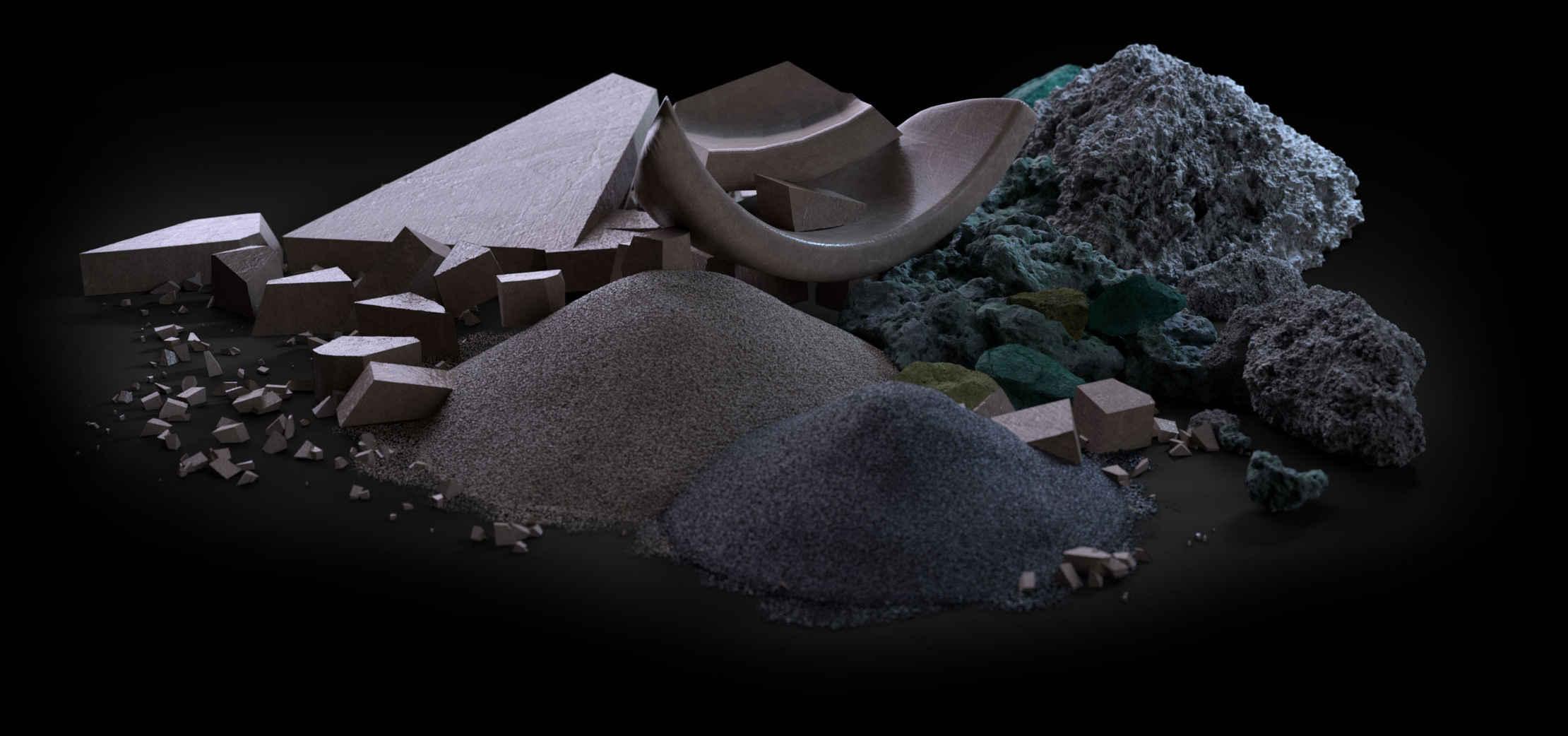 mairec edelmetall precious metals recycling material gekraetz konzentrate dross concentrates
