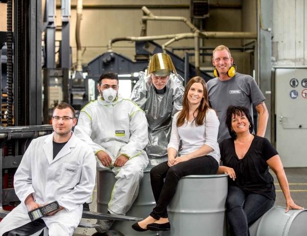 mairec edelmetall precious metals recycling team hoch kompetent herzlich alzenau germany