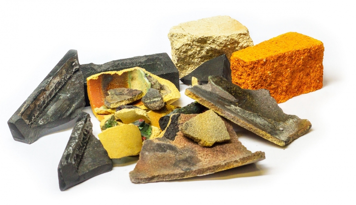 mairec edelmetall precious metals recycling gekraetz konzentrate sweeps concentrates samples material 02
