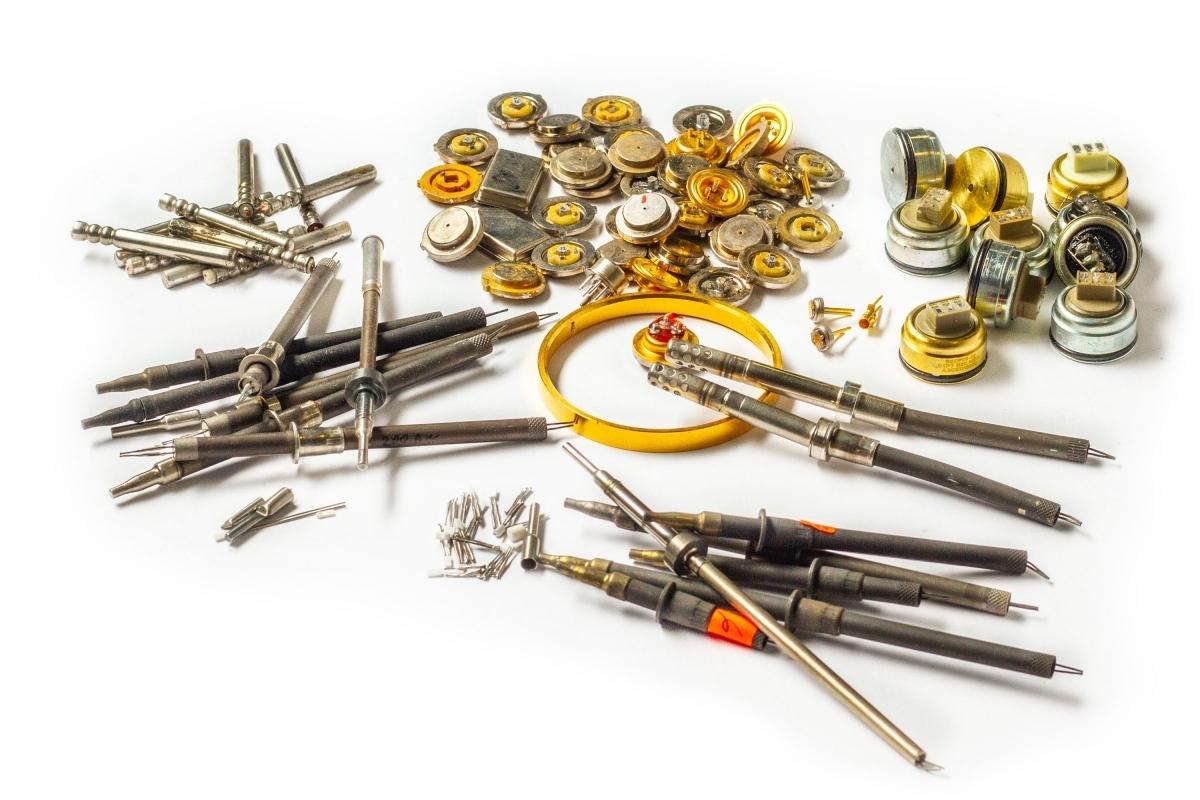 mairec edelmetall precious metals recycling industrieabfaelle industrial waste sensoren bauelemente ausschuss sensors components pastes