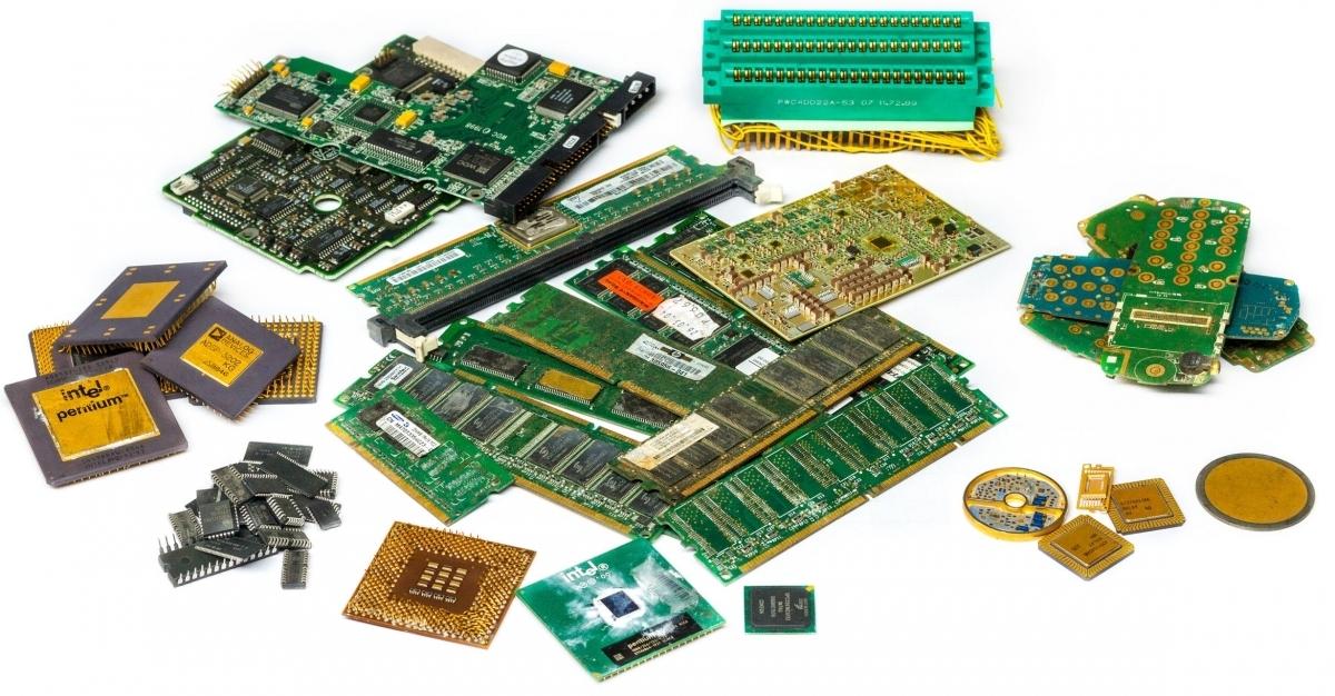 mairec edelmetall precious metals recycling elektronikschrott hochwertige leiterplatten electronic scrap e scrap escrap high quality pcbs high grade