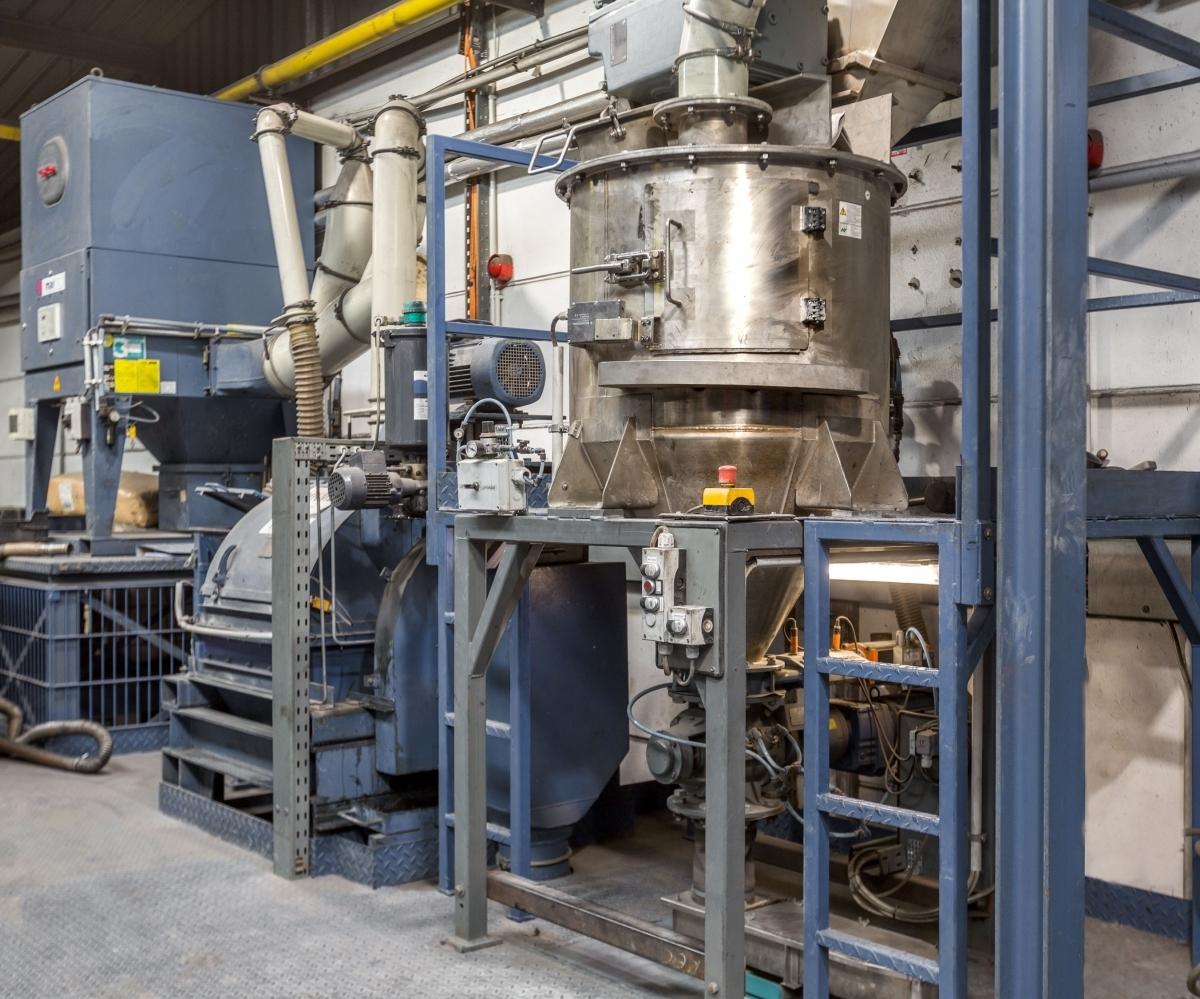 mairec edelmetall precious metals recycling gekraetz konzentrate sweeps concentrates maschine kugelmuehle mashine sieve ball mill