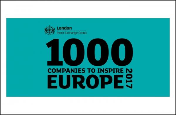 mairec edelmetall precious metal recycling auszeichnung 1000 companies to inspire europe award